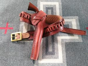 Cowboy Leather Holsters Custom Western Gun Holster Old West